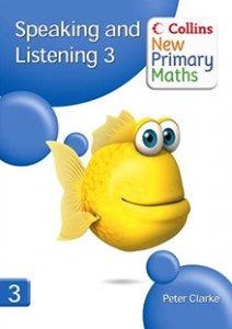 Collins Primary Maths Speaking and Listening Book 3